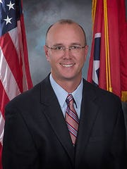 Jared Effler, 8th Judicial District Attorney General, is shown in an undated photo.