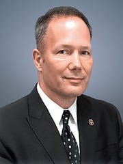 Russell Johnson, 9th Judicial District Attorney General, is shown in an undated photo.