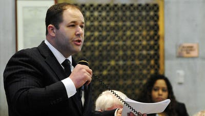 Rep. Andy Holt, R-Dreseden, has proposed several amendments that could hurt the chances of a bill aimed at providing in-state tuition for undocumented noncitizen students from passing.