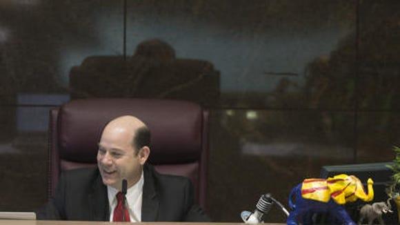 House Speaker David Gowan