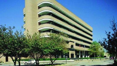 Pensacola City Hall.