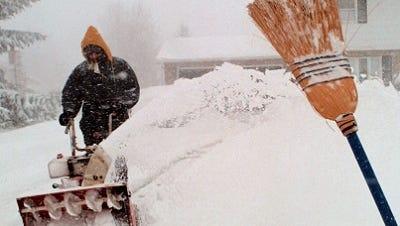 Winter Storm 1999