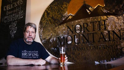 North Mountain Brewing's Rob Berkner