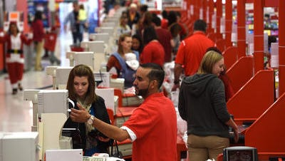 First Data says Thanksgiving and Black Friday sales surged