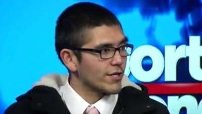 Clarion-Ledger beat writer Antonio Morales