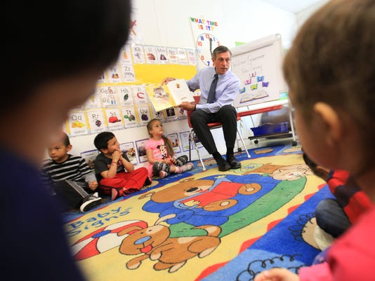 News: Early Childhood Grant