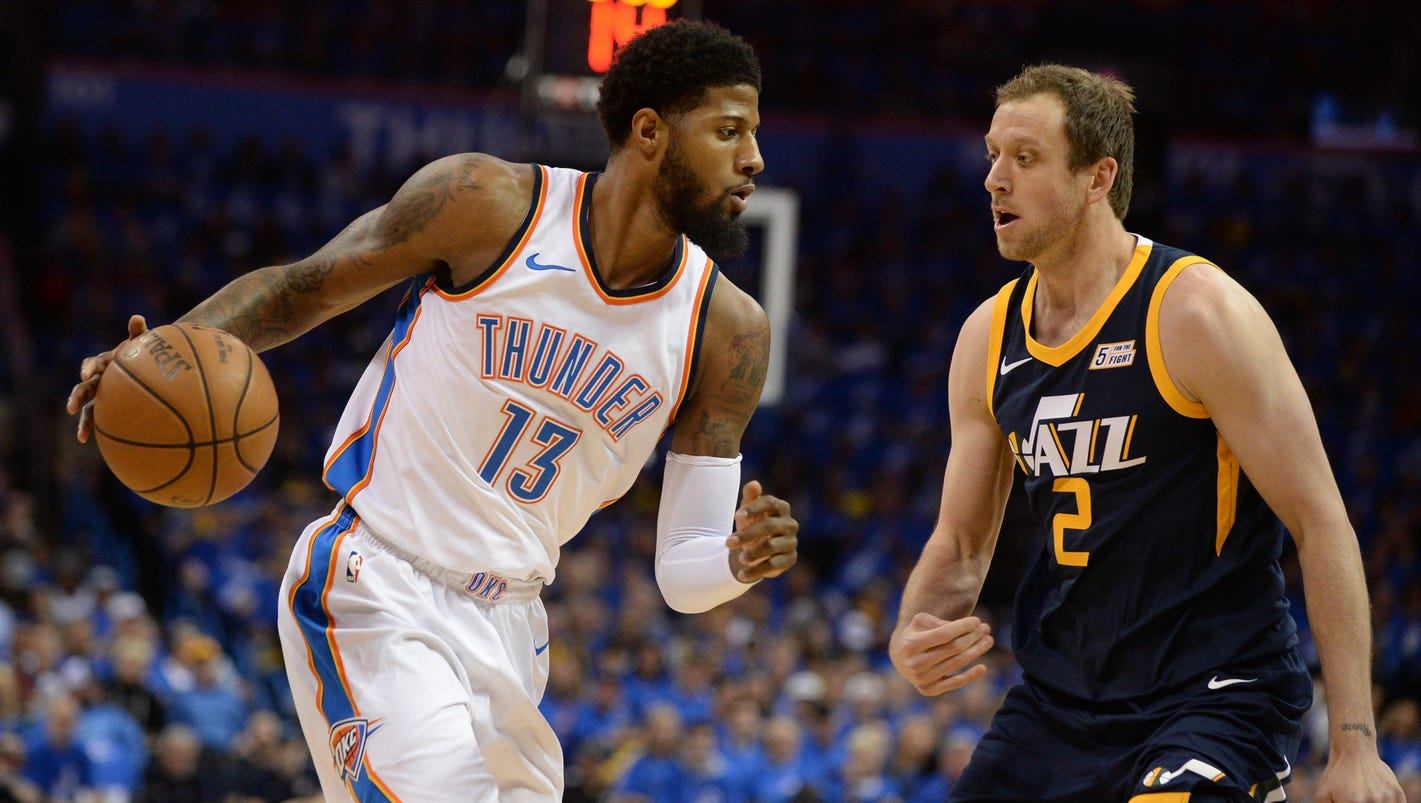 Could Paul George's huge Game 1 be a sign of what's to come? Thunder better hope so