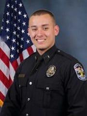 Officer Ian Stuart