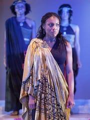 Chantal Jean-Pierre stars as Cleopatra in Cincinnati