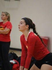 Ellie Marx, Mater Dei volleyball