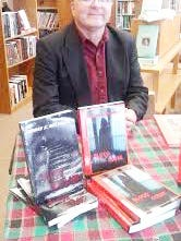Area author Paul Adam Herd, who writes murder mystery books under the pen name of Thomas S. Mulvaugh, has returned to the genre that got him started - automotive manuals. But mystery fans, never fear - a new book in the Ozark Blood series is also in the works.