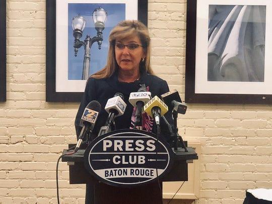 Renee Fontenot Free, Democrat, Baton Rouge