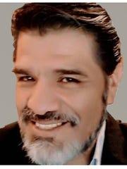 Ruben Macareno, candidate for Farmersville council