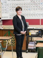 Cindy Hampton, Assistant Principal at Cedar Creek School