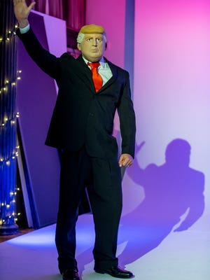 Party City expects to see many Donald Trump costumes this Halloween.