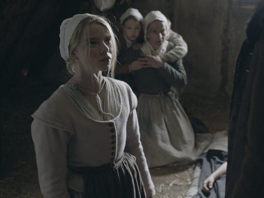 Anya Taylor-Joy stars as a teenager in a Puritan family