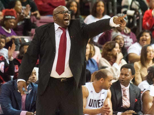 In his first year as UMES head coach, Bobby Collins
