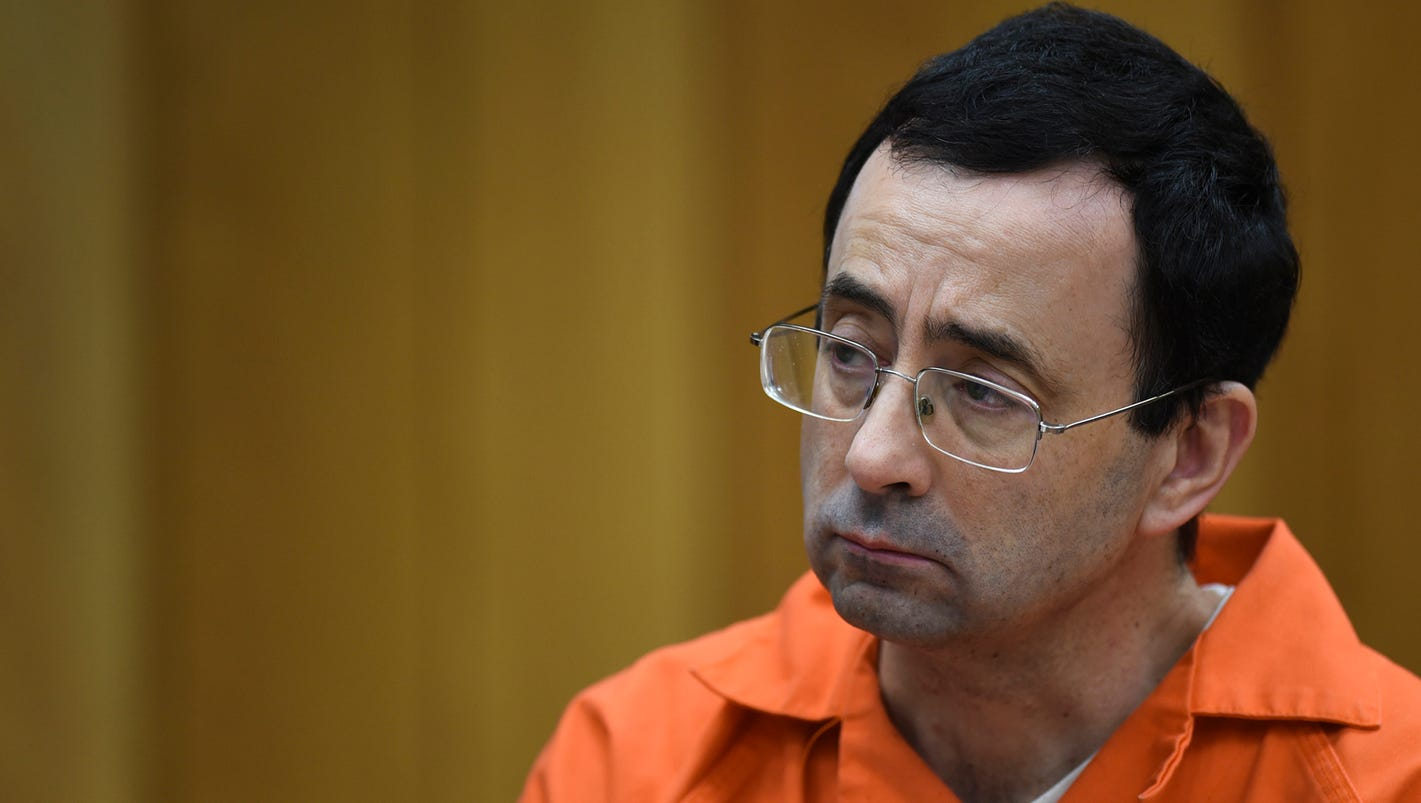 Larry Nassar must 'watch his back' in prison, expert says