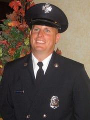 Ventura County Fire Engineer Ryan Osler