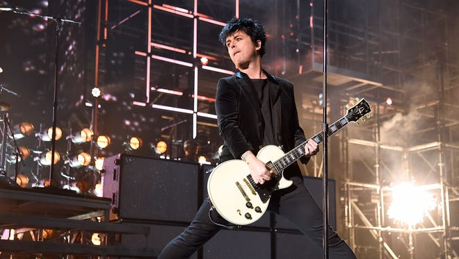 Billie Joe Armstrong of Green Day is set to be one of the performers on the American Music Awards on ABC.