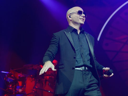 An Evening With Pitbull At Hard Rock Live!