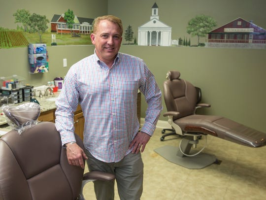 Dr. John Young is an orthodontist who practices in