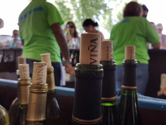 La Viña Winery's annual Spring Wine Festival takes