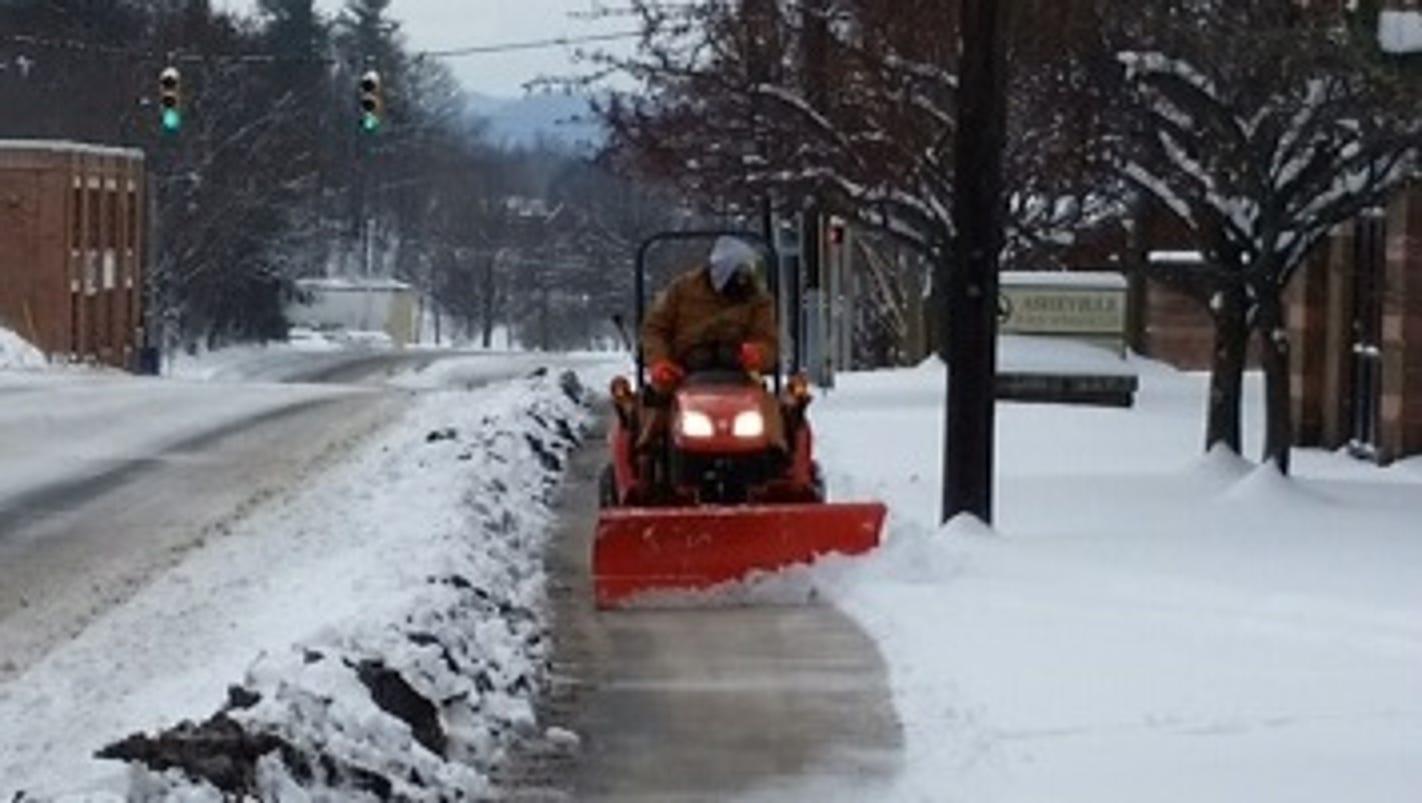 Diary of a snow shoveler 2