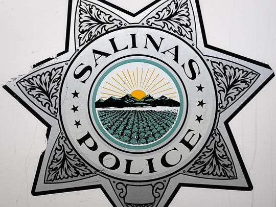 The Salinas police logo.