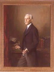 Treasury Secretary Andrew Mellon led the 1928 redesign