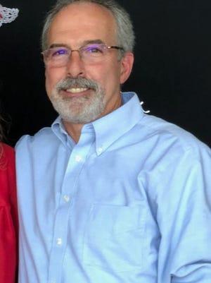 Red Jacket Board of Education candidate Scott Van Aken