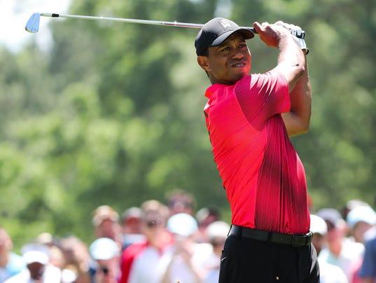 PGA: Wells Fargo Championship - Final Round