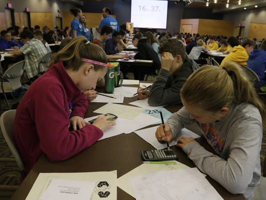 UWO Math competition