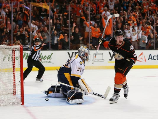 Nashville Predators v Anaheim Ducks - Game Five