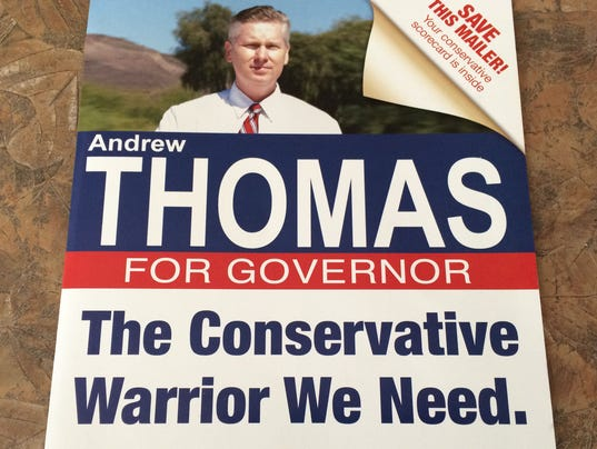 andy thomas mailer