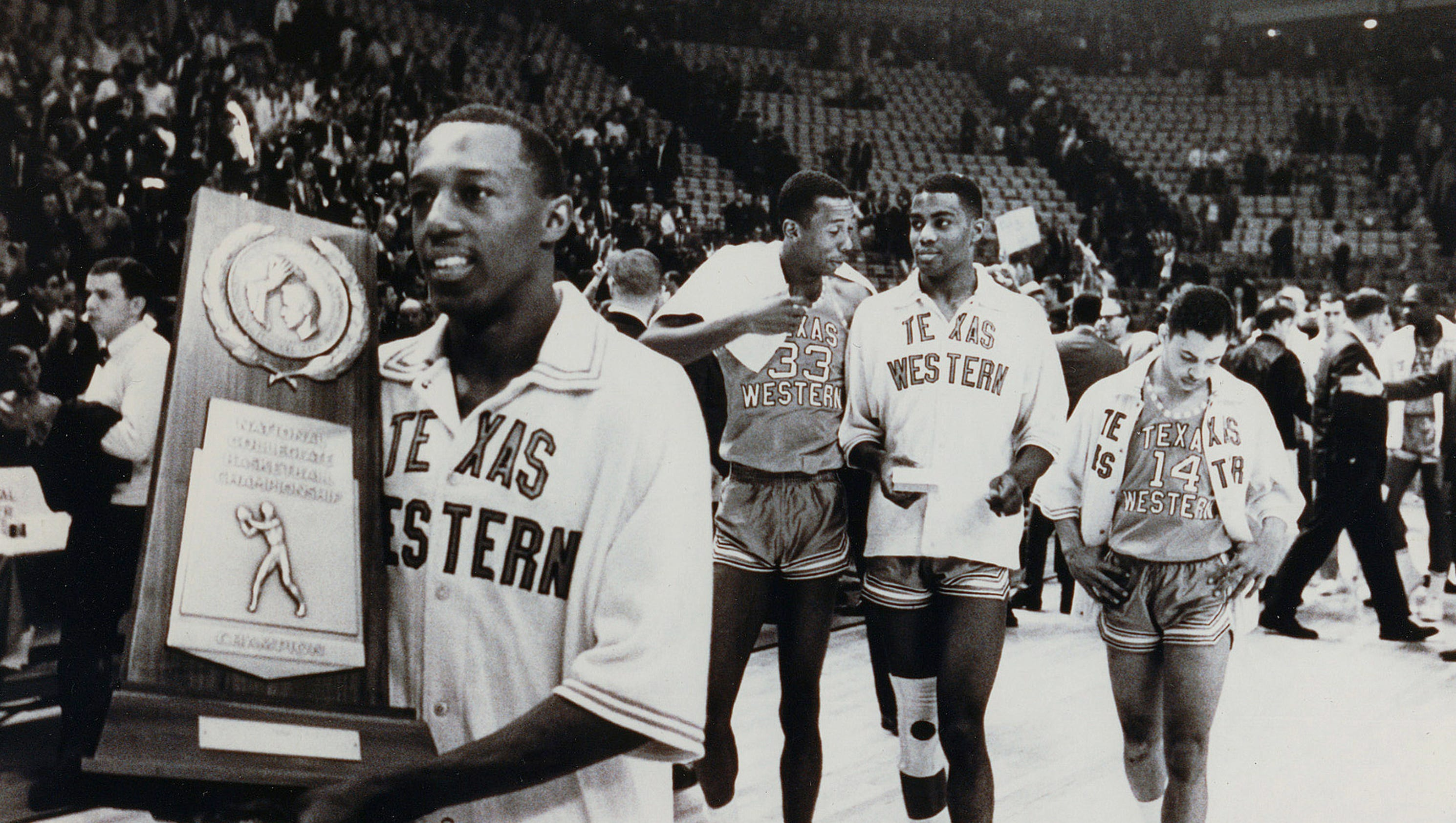1966 miners national champs defeat kentucky for title