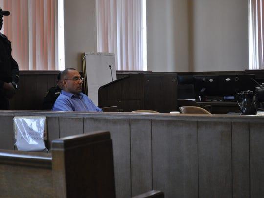 Gregory Valenzuela is accused of stabbing Adrian Acosta