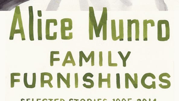 'Family Furnishings' by Alice Munro