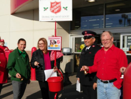 Red Kettle- Waukesha County kickoff