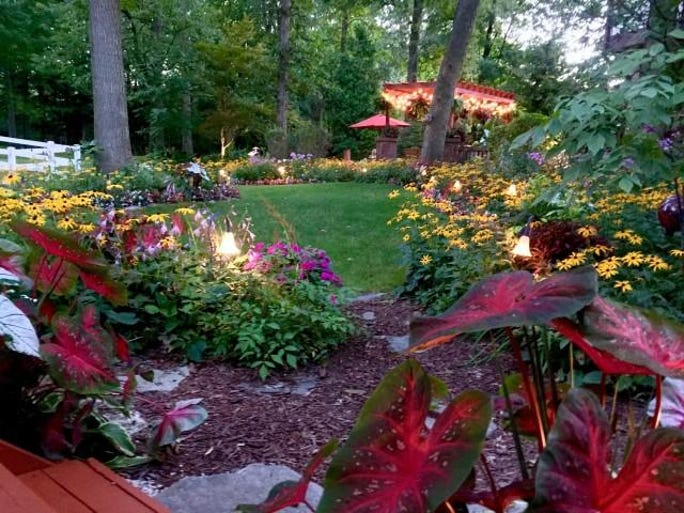 "Barbara O'Keefe of Livonia submitted ""A Midsummer Night's"