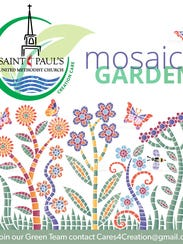 The Mosaic Garden is celebrating it's first anniversary