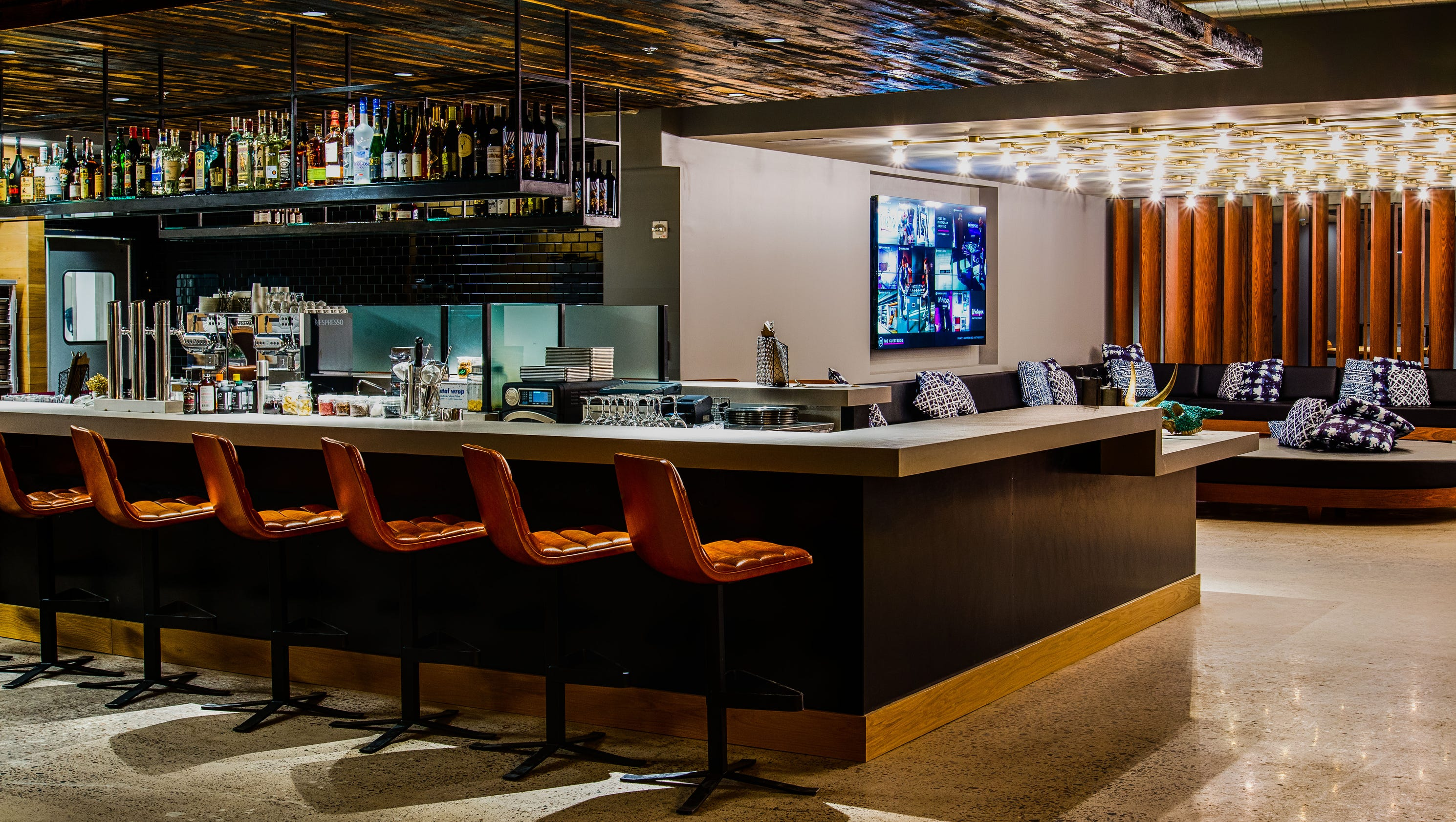Grand Opening Of Moxy Hotel In Tempe