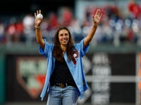 Soccer star Carli Lloyd willing and able to kick in the NFL