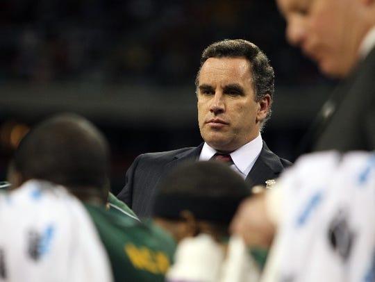 Former Mariner High coach Tim Maloney was director