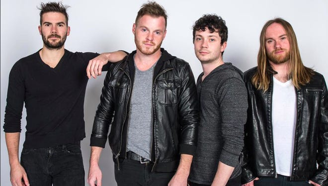 The JJ Rupp Band will perform at the Raw Country event at Seacrets in Ocean City from 1 to 6 p.m., Sunday, Feb. 18.