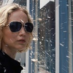"This image released by Twentieth Century Fox shows Jennifer Lawrence in a scene from the film, ""Joy."" (Twentieth Century Fox via AP)"