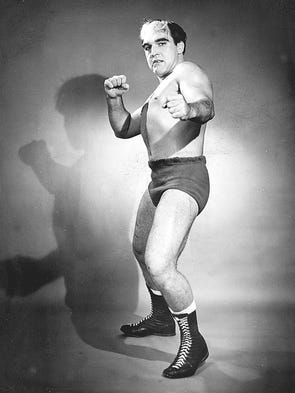 Rock M. Boumbrough known in the wrestling world as