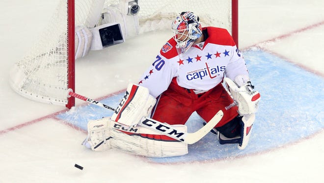 Braden Holtby S Extension More Than Reasonable For Capitals