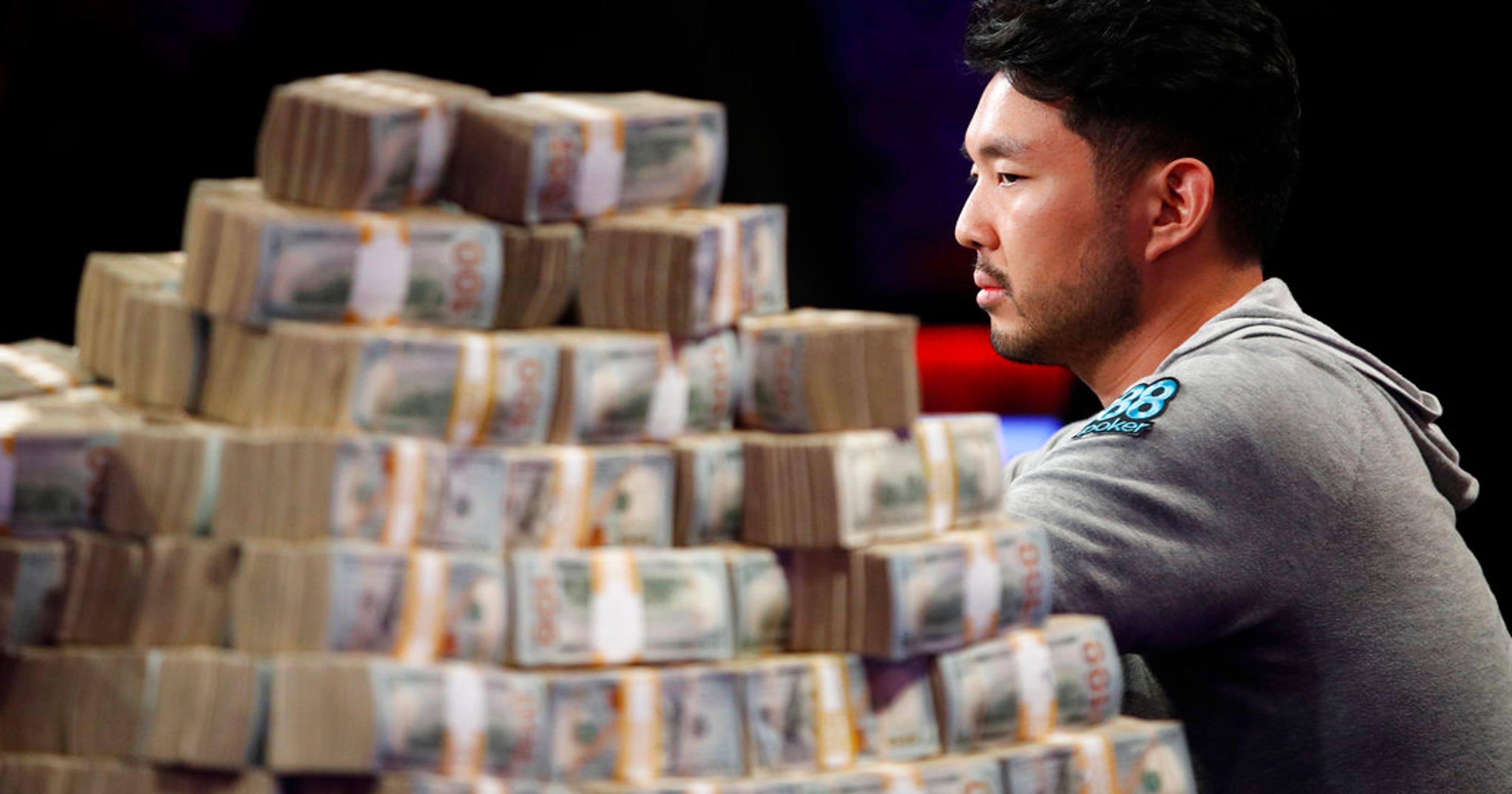 Ben Yu Wins $50,000 World Series of Poker High Roller Event