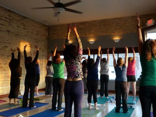 Yoga is one of many offerings at Balance on Buffalo designed to empower your own innate capacity to heal.